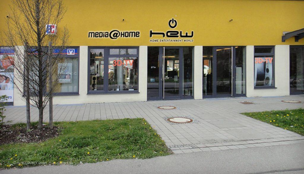 HEW - Fassadengestaltung