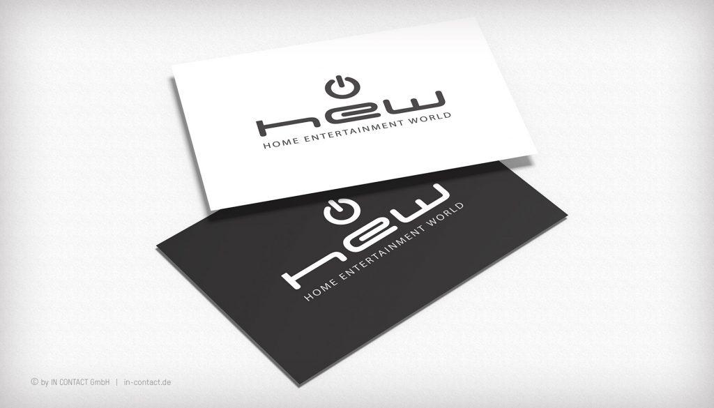 HEW - Logoentwicklung - finale Version